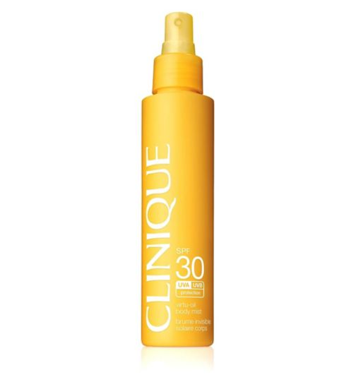 Clinique Virtu-Oil Body Mist SPF30 144ml