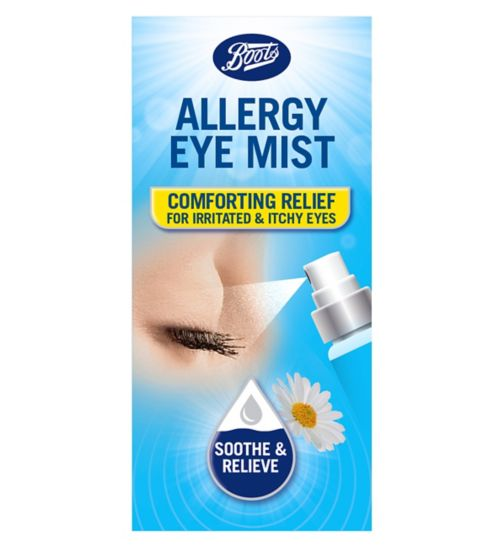 Boots Allergy Eye Mist - 10 ml