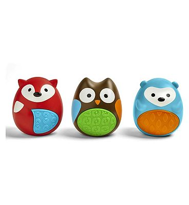Skip Hop Explore & More Egg Shaker Trio