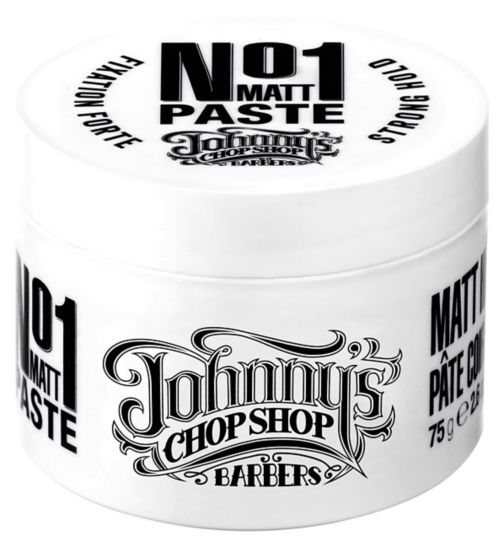 Johnny's Chop Shop Matt Hair Paste 75g