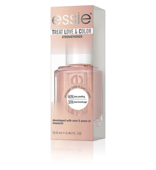 Essie Treat love color treat 7 tonal taupe nail varnish 13.5ml