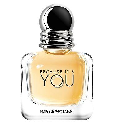 Emporio Armani Because It's You Eau de Parfum 30ml