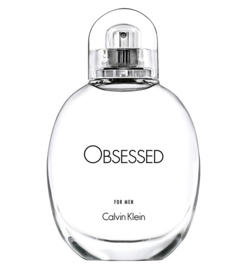 Calvin Klein Obsessed For Men Eau de Toilette 30ml