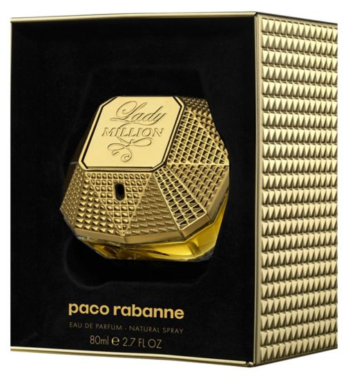 Paco Rabanne Lady Million Limited Edition 80ml