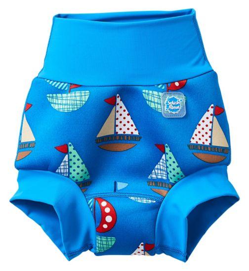 Splash About Happy Nappy Set Sail Medium, 3-6 Months