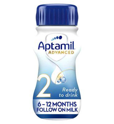 aptamil profutura follow on milk 2 6 12 months 200ml