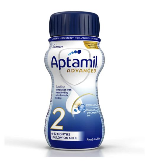 Aptamil Profutura Follow On Milk 2 6-12 Months 200ml