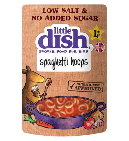 Little Dish Spaghetti Hoops