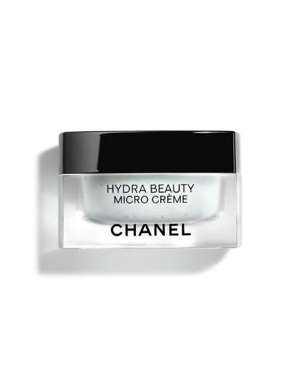 CHANEL  HYDRA BEAUTY MICRO CRÈME Fortifying Replenishing Hydration Jar 50g
