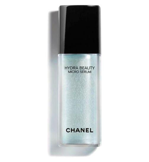 CHANEL HYDRA BEAUTY MICRO SÉRUM Intense Replenishing Hydration Pump Bottle 50ml