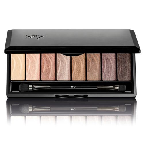 a33423fb4b No7 Stay Perfect Eye Shadow Palette Nude
