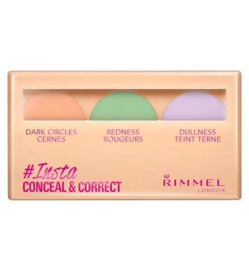 Rimmel London Insta Conceal & Correct Palette