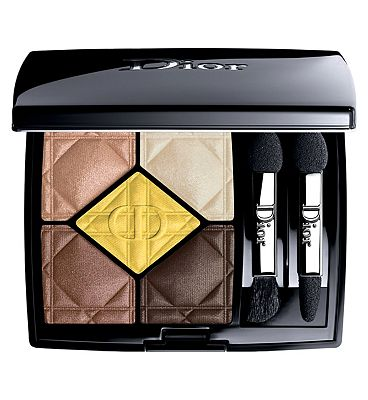 Image of Dior 5 Couleurs eyeshadow palette attract