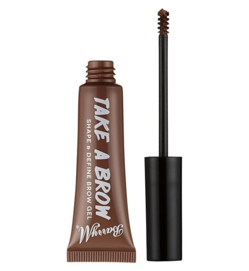 Barry M Take a Brow - Brown Brow Gel