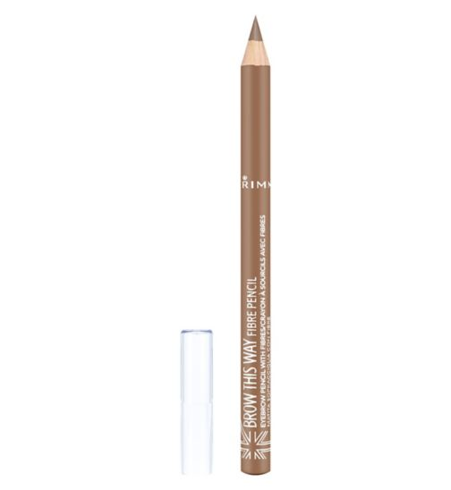 Rimmel London Brow This Way Fibre Pencil