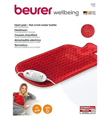 Beurer HK44 Soft Cosy Heat Pad