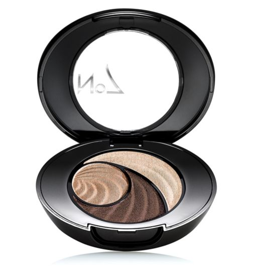 No7 Stay Perfect Trio Eye Shadow 3g