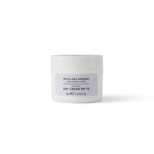 Botanics Triple Age Renewal Firming Day Cream SPF15 50ml