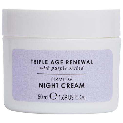 Botanics Triple Age Renewal Night Cream 50ml