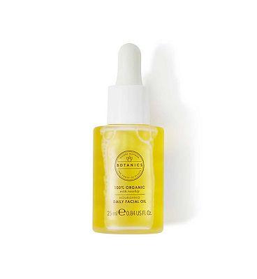 Botanics 100% Organic Facial Oil 25ml