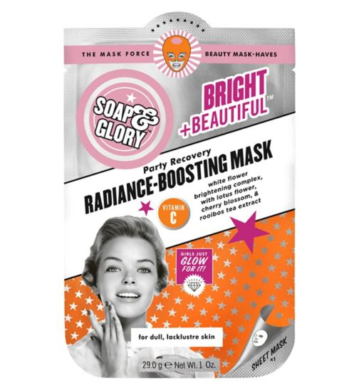 Soap & Glory Bright + Beautiful Radiance-Boosting Mask