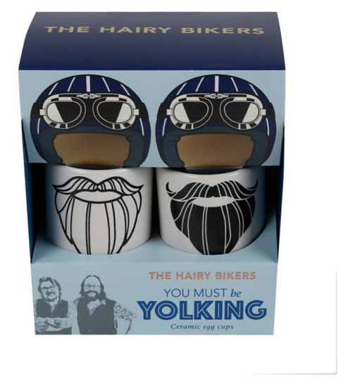 The Hairy Bikers Egg Cups