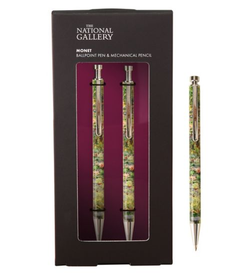Delicious Art Pen and Pencil Set