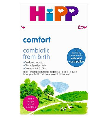 HiPP Combiotic Comfort Powder From Birth Onwards 800g