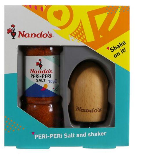 Nando's Shake on It Peri-Peri salt & shaker