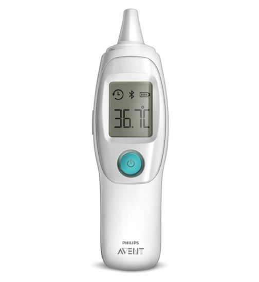 Philips Avent Smart Ear Thermometer SCH740/86