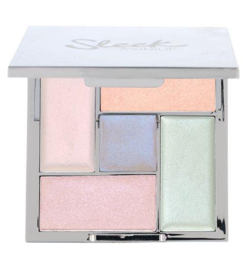 Sleek Makeup Distorted Dreams Highlighting Palette