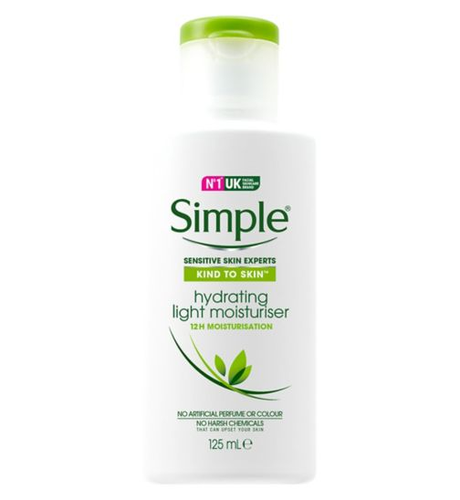 Simple Kind to Skin Protecting Light Moisturiser SPF 15