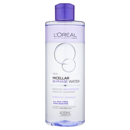 L'Oreal Paris Bi-Phase Micellar Water 400ml