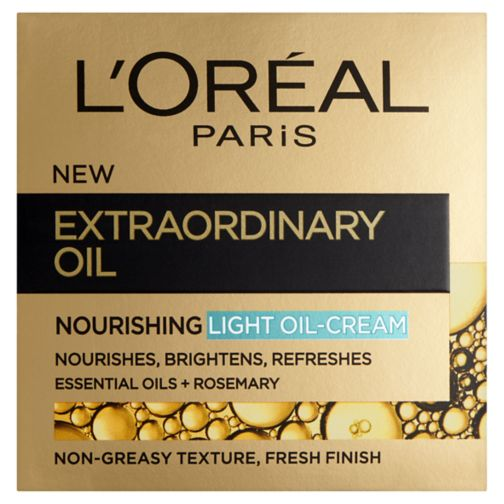 L'Oreal Paris Extraordinary Oil Light Day Cream 50ml