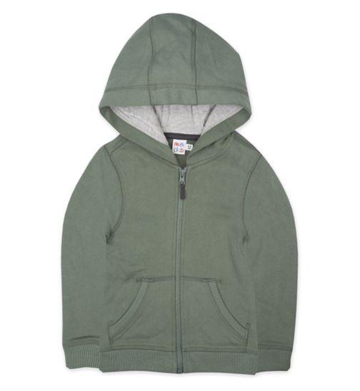 Mini Club Green Hoodie