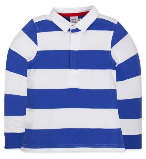 Mini Club Long Sleeve Rugby Polo