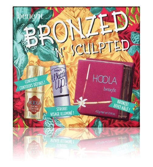 Benefit Bronzed 'n' Sculpted Contour & Highlight Kit