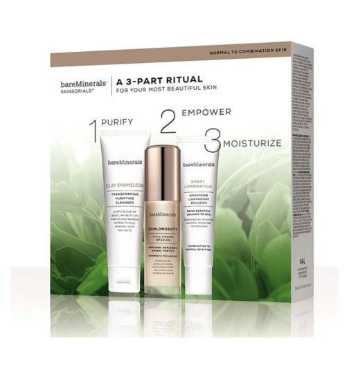 bareMinerals SKINSORIALS® Intro kit normal to combination