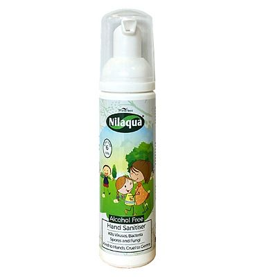 Nilaqua Little Hands Sanitiser 55ml