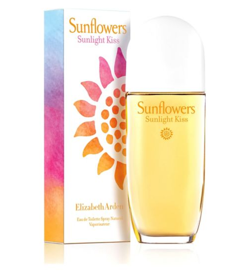 Elizabeth Arden Sunflowers Sunlight Kiss EDT 100ml