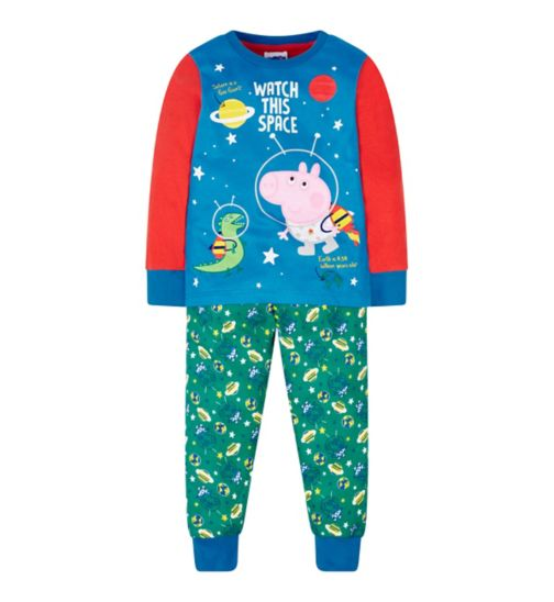 Mini Club Peppa Pig George Pyjamas