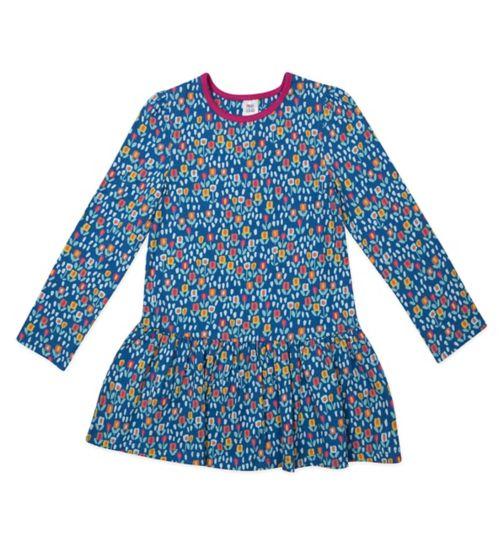 Mini Club Floral Print Dress
