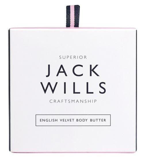Jack Wills English Velvet Body Butter - Stocking filler