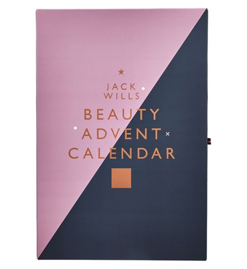 Jack Wills Beauty Advent Calendar