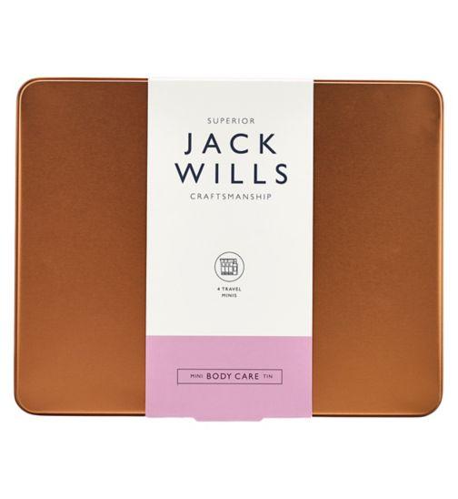 Jack Wills Mini Body Care Tin