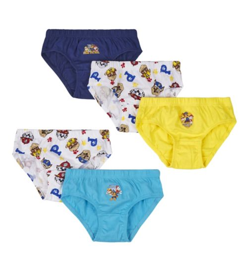 Mini Club Paw Patrol 5 Pack Briefs