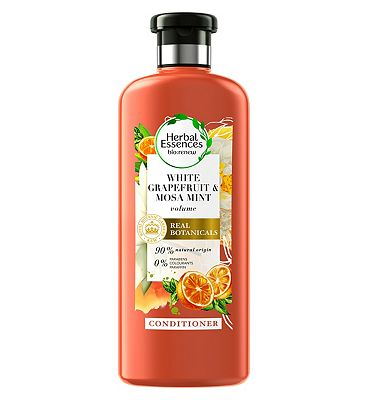 Herbal Essences Bio:Renew Conditioner 400ml White Grapefruit & Mint