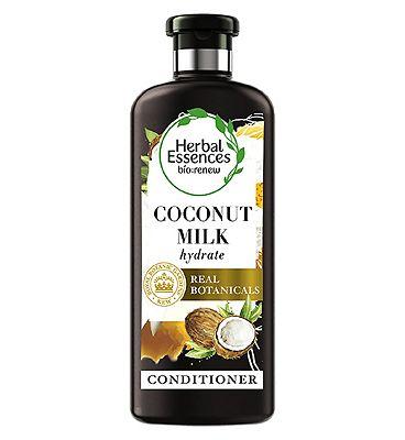 Herbal Essences Bio:Renew Conditioner 400ml Coconut Milk