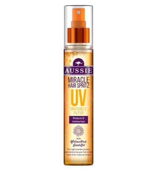 Aussie Miracle Leave In Spray UV Spritz Filter 150ml