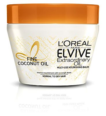 loreal elvive extraordinary oil coconut hair mask 300ml